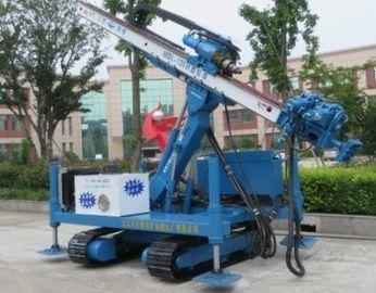 Crawler Drilling rig With Big Arm MDL - 135H